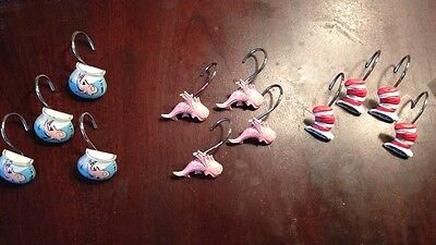Dr. Seuss Cat in the Hat Shower Hooks