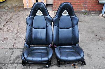 Mazda RX8 full leather front seats heated electric