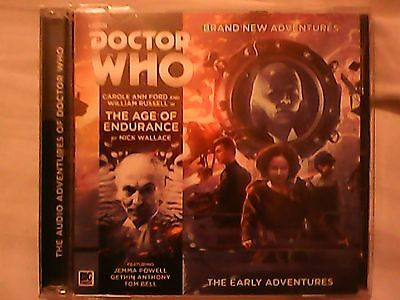 doctor who the age of endurance