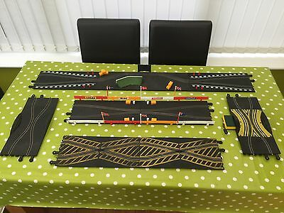 scalextric Tri-ang Goodwood Chicane,long Chicane +other Chicane