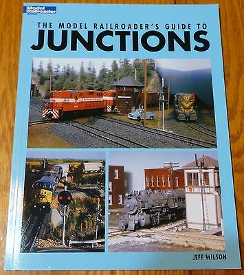 Kalmbach #12408 The Model Railroader's Guide to Junctions