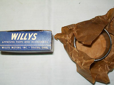 Vintage Willys Jeep Wheel Bearing Cup P/n 803054 Group No. 25.03 Nos