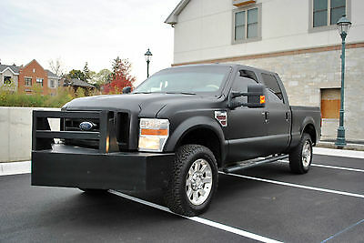 2008 Ford F-250 KING RANCH CREW CAB 2008 ARMORED FORD F-250 KING RANCH. BULLETPROOF TRUCK