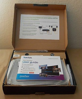 Talktalk Youview DN370T HD Recorder and Catch Up Box