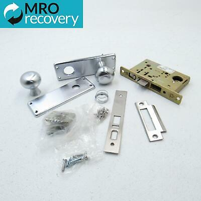 Sargent 7800 Mortise Lock Right Hand Silver R WTC 7805 26D *New In Box*