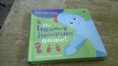 The Bouncy Jumping Game by Penguin Books Ltd (Board book, 2007)