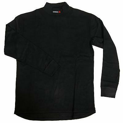 NEW CARBONX Fire Resistant long sleeve black Flame Resistant under shirt XL