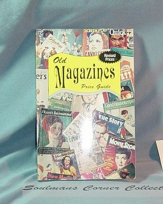 Excellent Reference Old Magazines Price Guide L-W Book Sales ** FREE SHIPPING
