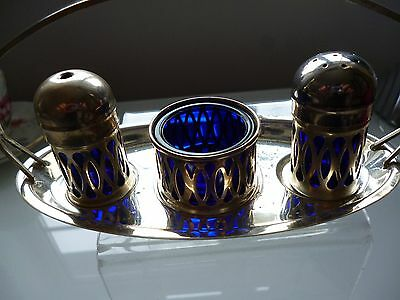 Silver Plated Creut Set By Apex