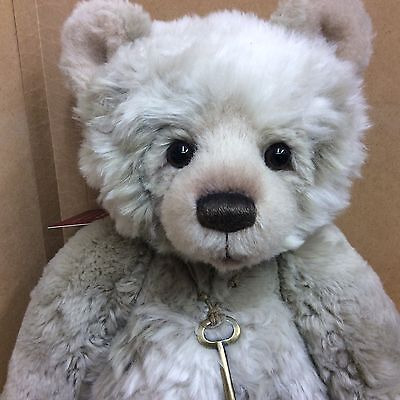 CHARLIE BEARS PLUSH JOINTED YEAR BEAR FOR 2016 new with tags
