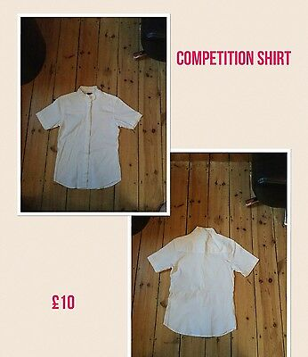 Horse Riding Ladies Competition Shirt