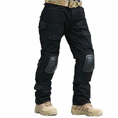 Emerson Tactical Gen2 Combat Pants Military Airsoft Bdu Trousers Knee Pads Black
