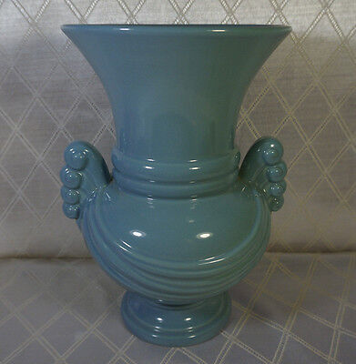 """Vintage Abingdon Pottery Vase ~ Large 10"""" Inches Tall ~ Perfect Condition"""