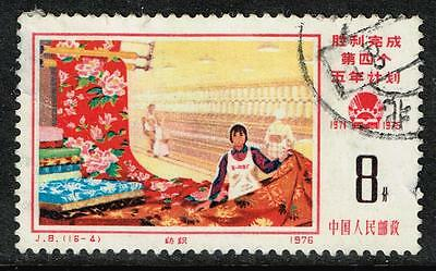 China Stamps. J8,16-4 /1976, used.