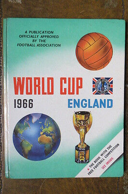 World Cup 1966 - England Book