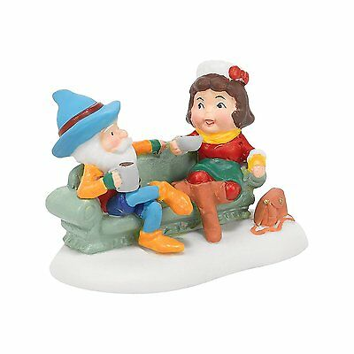 Department 56 North Pole Village Java Brew for Two Accessory, 1.18-Inch