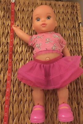 Zapf Creations Baby Born Dance with Me Doll