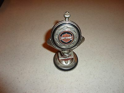 Harley Davidson Franklin Mint Precision Pocket Watch with Stand
