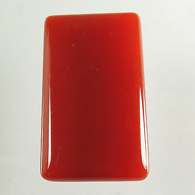 Fabulous Rectangle Cabochon 30.00 Cts Natural CARNELIAN Gemstone 30x18 mm Trader