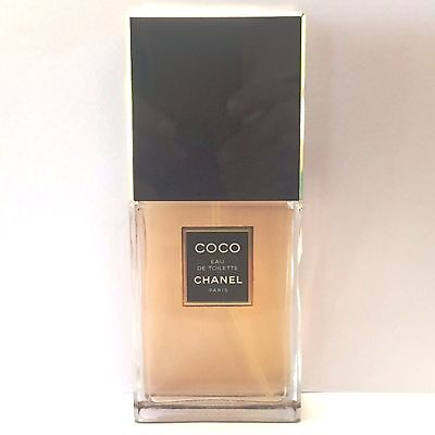 CHANEL COCO EDT Spray Tester 100ml new and unboxed
