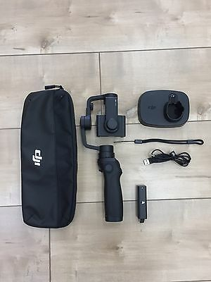 Used DJI OSMO MOBILE HANDHELD GIMBAL STABILIZER FOR SMARTPHONES