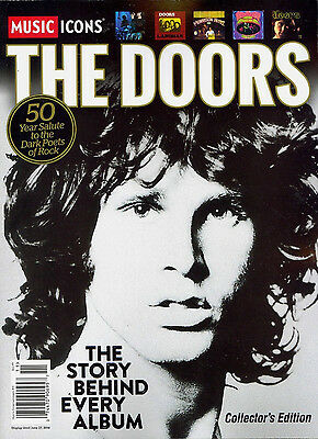 Music Icons: THE DOORS - The Story Behind Every Album (Collectors Edition) ~ NEW