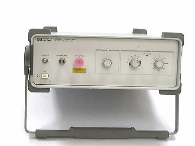 Agilent / HP 85640A Tracking Generator for HP 8560A, 8561A/B, 8562A/B