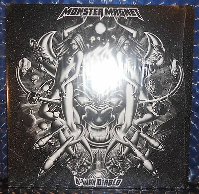 Monster Magnet, 4-Way Diablo Vinyl Double LP, Germany Import, 2007, All NM Cond!