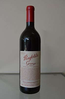 Penfolds Grange Hermitage Shiraz 1991 ~ Clinic approved & certified