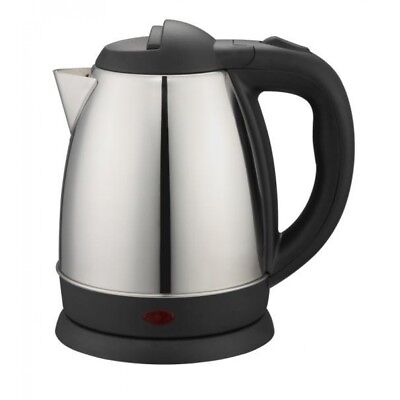 Maxim Cordless Stainless Steel Kettle Small MKPK9S 0.9L