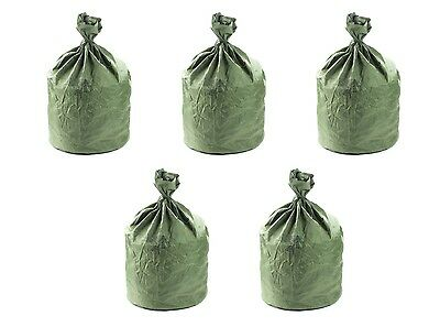 5 US Army Military WATERPROOF CLOTHES Clothing GEAR WET WEATHER BAG Good