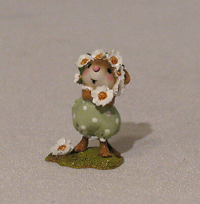 Wee Forest Folk Daisy Chain New With Box -- See Description About Reduced Price