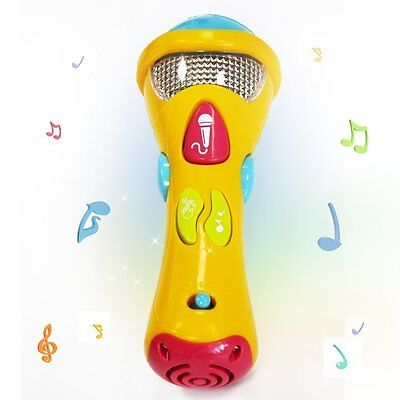 Wishtime Baby Sing & Learn Recording Microphone My Frist Musical Toys Color May
