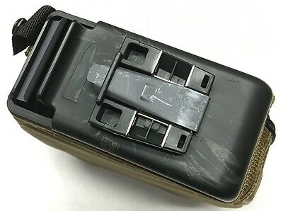 US ARMY M249 SAW 200 Round soft Pack Ammo Pouch coyote