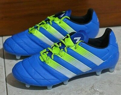 Adidas Ace 16.1 FG Mens Football Boots size USA 9.5 EUR 45