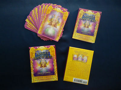 Angel Answers Oracle cards - LIFE TRANSFORMING