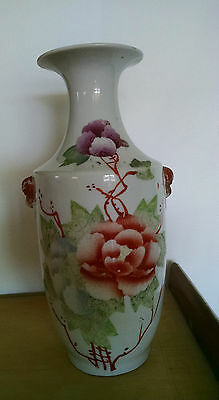 Antique Chinese Vase Purchased in Liulichang in Beijing, 1985, With Red Seal