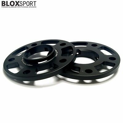 2pcs 10mm Aircraft Aluminum Wheel Spacer for Porsche 911,997,Turbo,GT3,Panermara
