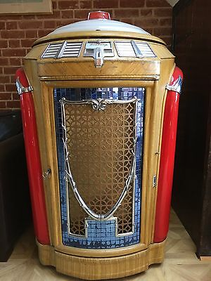 1940's Seeburg Trash Can Juke Box REDUCED TO SELL