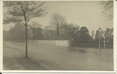 RP postcard: Kent but location unknown