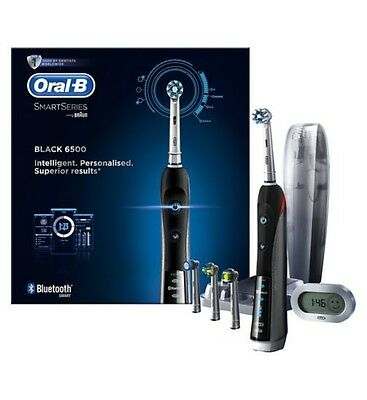 Oral B 6500 Electric Toothbrush With Bluetooth Connectivity
