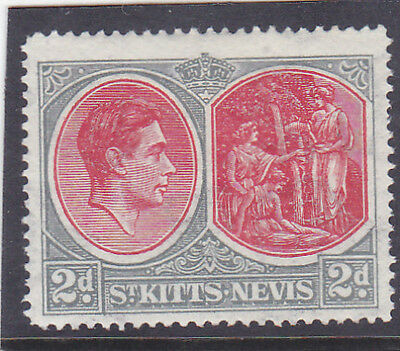 Stamp of St Kitts-Nevis