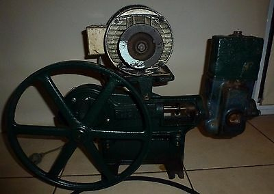 Older CENCO Water Pump and Pope 3/4 hp Electric Motor