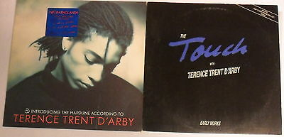 D'Arby, Terence Trent - Sammlung 2 LP's