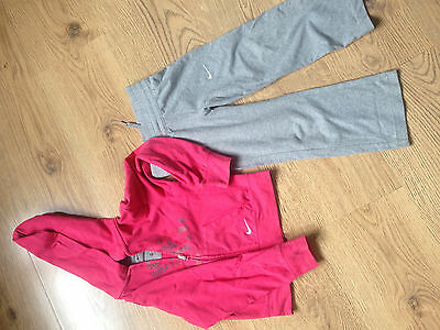 NIKE girls tracksuit 3-4