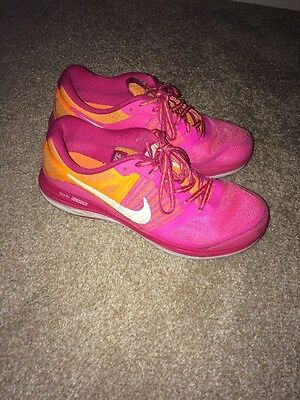 Junior Pink Nike Trainers Size 5