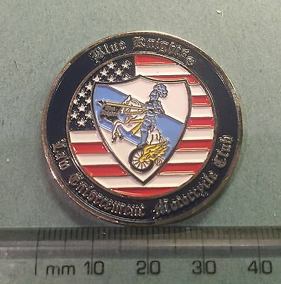 Blue Knights MC Challenge Coin Police Law Enforcement Motorcycle Club