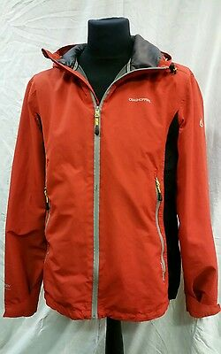 Mens Craghoppers Aquadry Waterproof Breathable Jacket Size XL