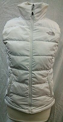 Womens The North Face 700 Goose Down Bodywarmer Size XS