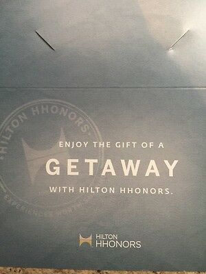 Hilton Hotel Gift Cards
